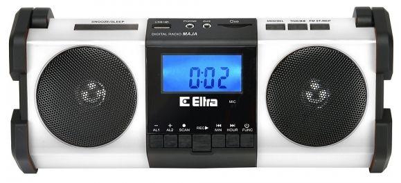 Eltra Radio z nagrywaniem MP3 MAJA 4