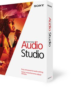 Sony Sound Forge Audio Studio 10 PL